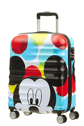 Picture of cabin luggage Wavebreaker Disney 55cm  Mickey close-up