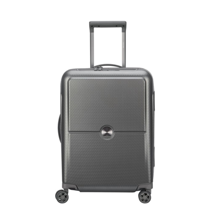 delsey Turenne cabin luggage 55cm 4 double wheels slim