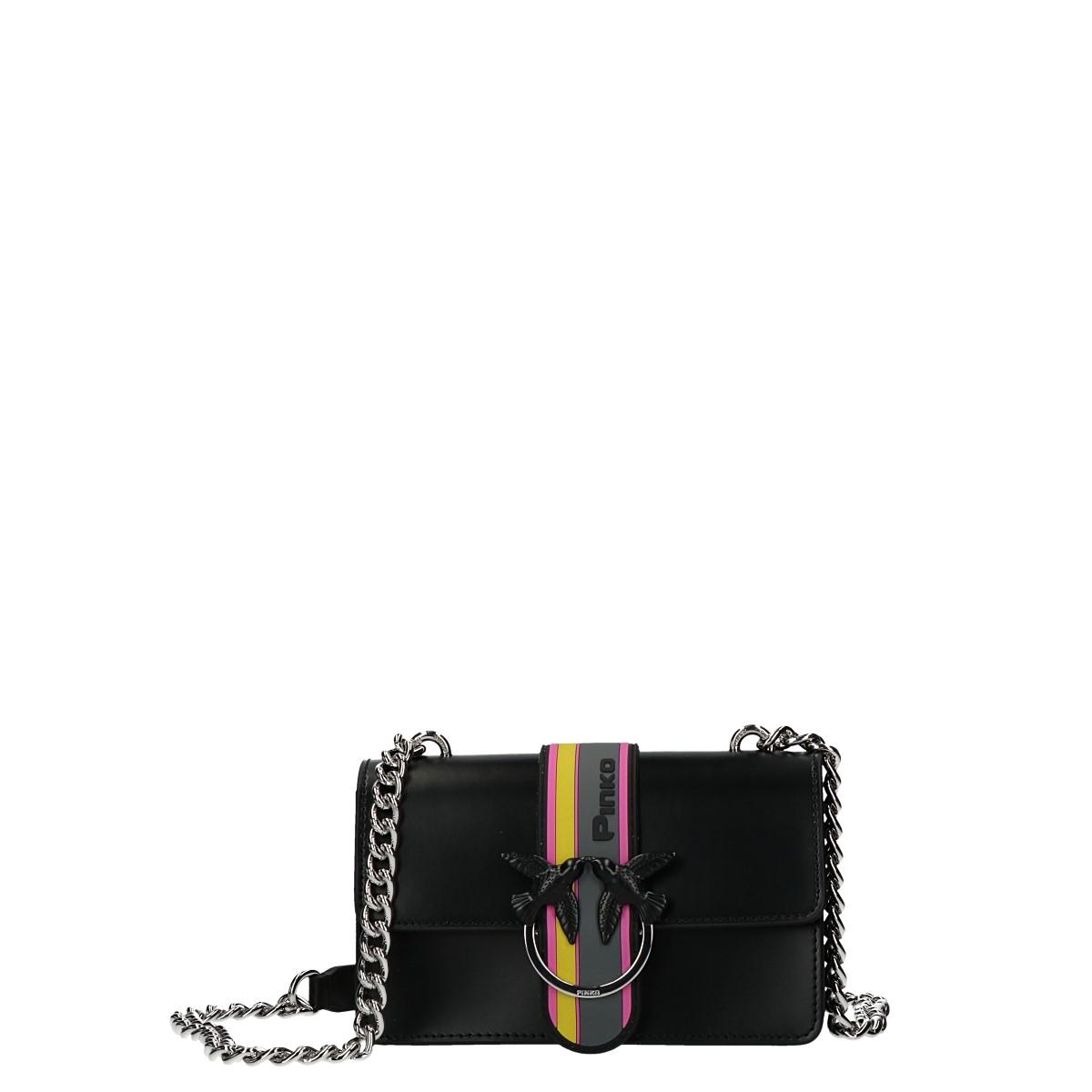 f1ac072c58 Pinko Mini Love Bag Sport crossbody bag Black