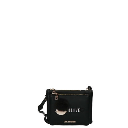 love moschino borsa a tracolla mini Girly Pom Pom