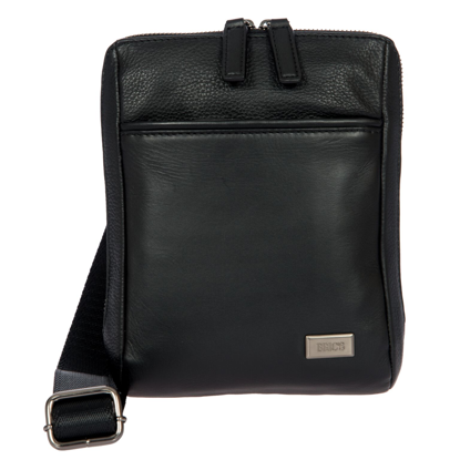 Bric's crossbody bag for men M Torino black BR107710.001