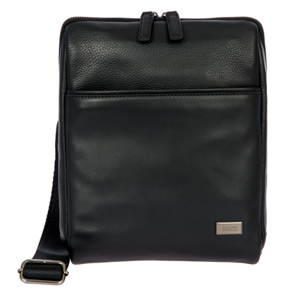 Bric's crossbody bag for men Torino L black BR107709.001