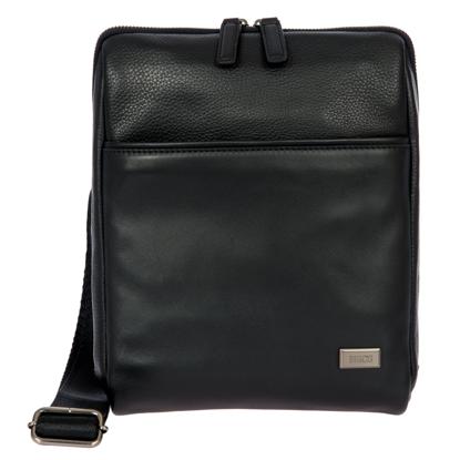 Bric's crossbody bag for men Torino L black BR107709.001