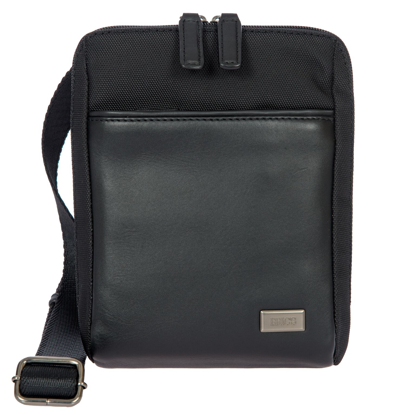 Bric's shoulder bag for men Monza M black BR207710.909
