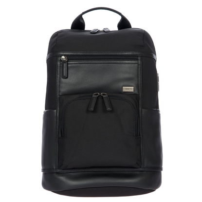 Bric's laptop backpack Monza Urban black BR207703.909