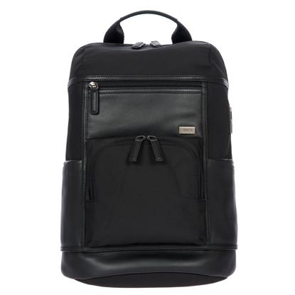 Bric's laptop backpack Monza Urban black BR207703.909