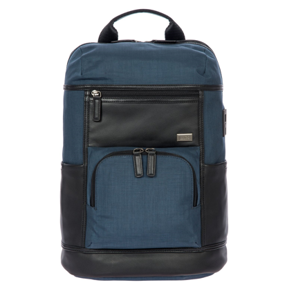 Bric's laptop backpack Monza Urban navy blue BR207703.511