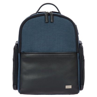 Bric's laptop backpack Monza M navy blue BR207702.511