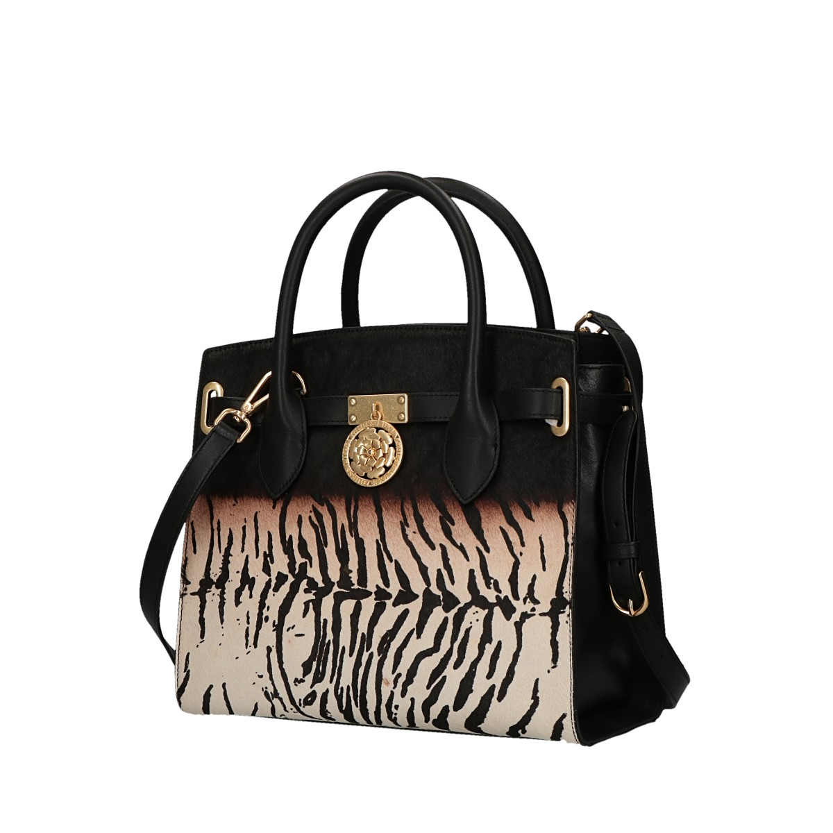 Guess Borsa a tracolla S pelle Luxe IVM