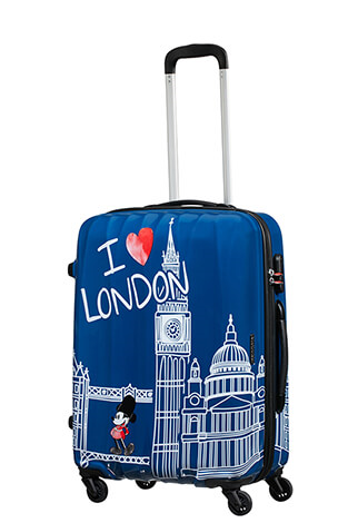 low cost fashion style crazy price American Tourister Trolley Disney 65 CM Mickey London