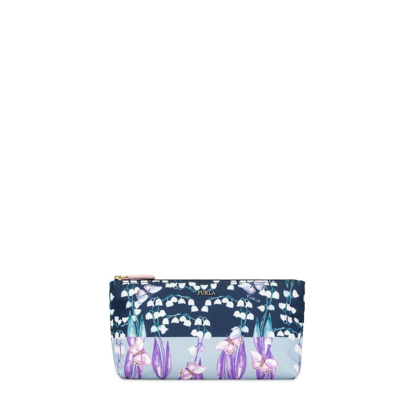 Picture of Envelope bag bring everything Bloom Toni blu