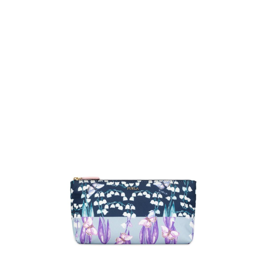 Picture of Envelope bag bring everything Bloom Toni blu