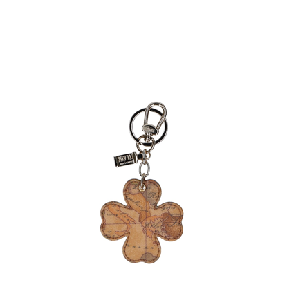 Picture of Lucky clover keychain 1A Classe Geo Classic Brown