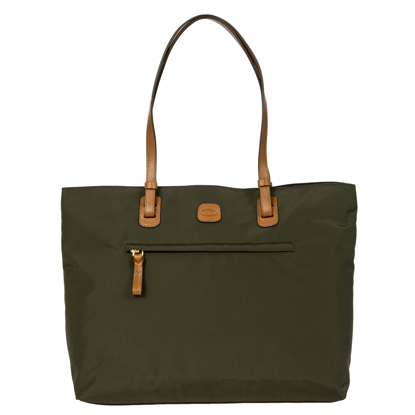 Bric's shoulder bag X-Travel olive BXL43348.078