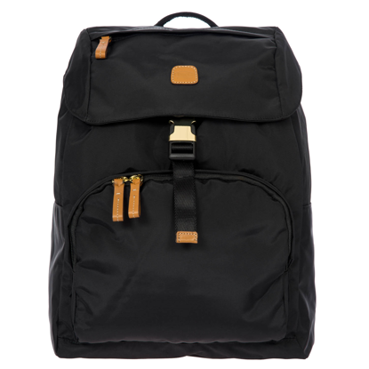 Bric's backpack X-Travel large light black BXL40599.101