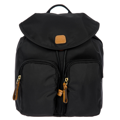 Bric's backpack X-Travel small black BXL43754.101