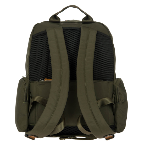 Bric's backpack X-Travel large olive BXL44660.078
