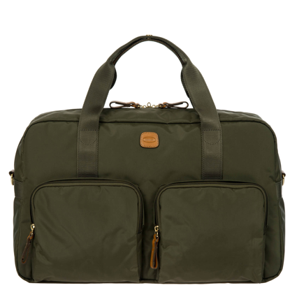 Bric's duffle bag X-Travel olive BXL42192.078