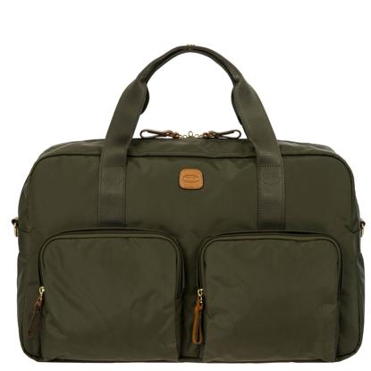 Bric's duffle bag X-Travel olive BXL42192.078