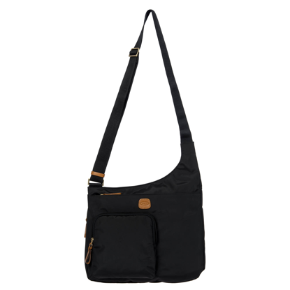 Bric's crossbody bag X-Bag black BXG42732.101