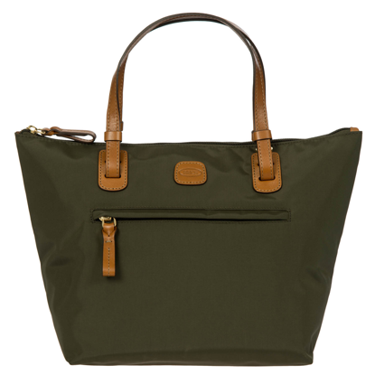 Bric's shopping bag X-Bag olive BXG45072.078