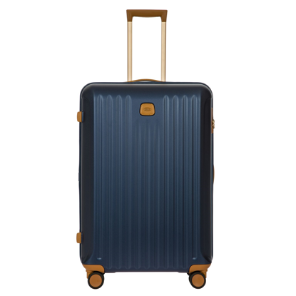 bric's luggage capri 78cm blue