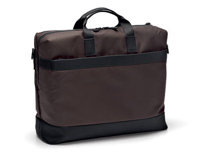 "Picture of Briefcase 15"" Oxford  Marrone"