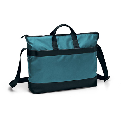Picture of Bag with two handles and a compartiment for pc and tablet Oxford  Verde
