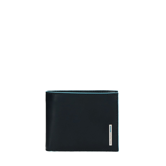 Picture of wallet for men Blue Square