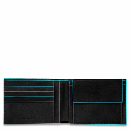 Picture of Men's wallet with holder coins