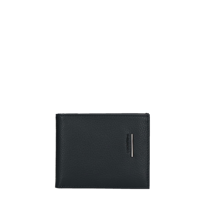 Picture of Mens wallet with credit cards Modus Blue