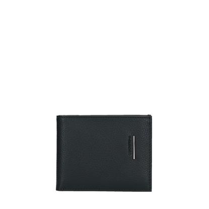 Immagine di Portafoglio uomo porta carte di credito Modus Blu