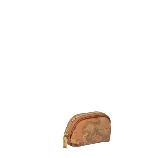 1A Classe clutch bag key ring geo print