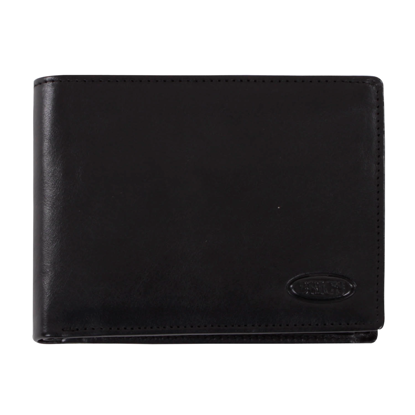 Bric's leather wallet for men Monte Rosa black BH109203.001