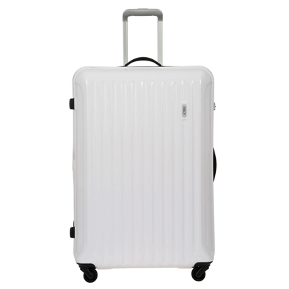 Picture of luggage Riccione large 78 cm white