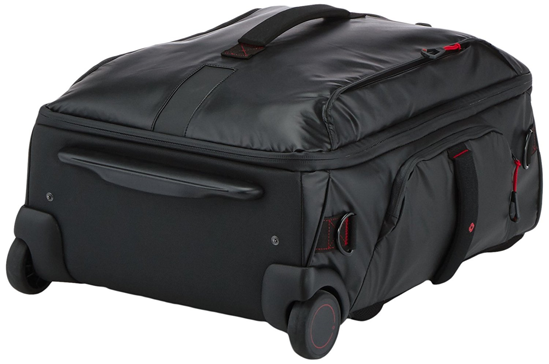 Picture of Duffle bag L 55cm with wheels Paradiver Light Black