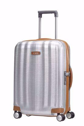Immagine di valigia bagaglio a mano Lite-Cube Dlx  55 cm Argento