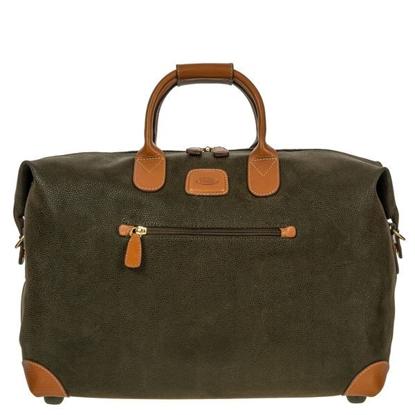 "Bric's duffle bag Life 18"" olive BLF20203.378"