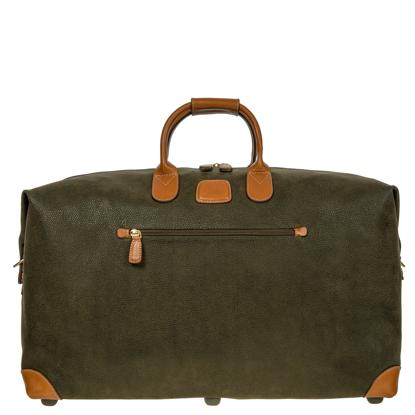 Bric's borsone da cabina 55cm Life olive BLF20202.378