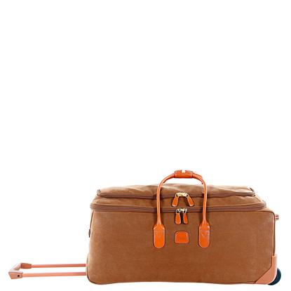 "Bric's rolling duffle bag Life 28"" camel BLF05221.216"
