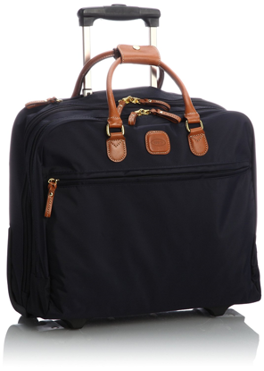 Bric's X-Travel cabin pilot blue