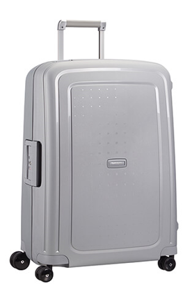 Samsonite S Cure 69cm spinner valigia 4 ruote - Silver , Samsonite S Cure spinner 69cm luggage 4 wheels - Silver