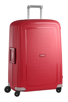 Samsonite S Cure 69cm spinner valigia 4 ruote - Crimson red , Samsonite S Cure spinner 69cm luggage 4 wheels - Crimson red