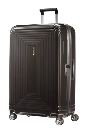 Picture of Suitcase Neopulse L 75cm 4 wheels Metallic Black
