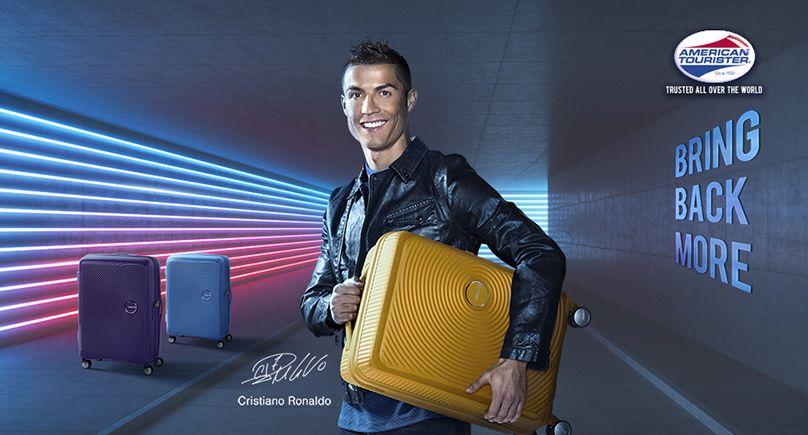 American Tourister Luggage Soundbox