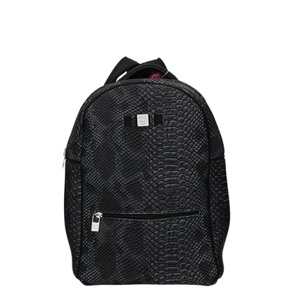 Picture of backpack Lycra python nero