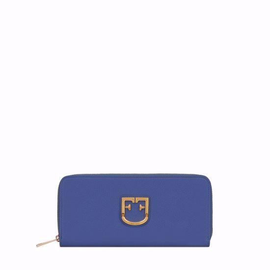 Picture of wallet Belvedere zip around XL Pervinca
