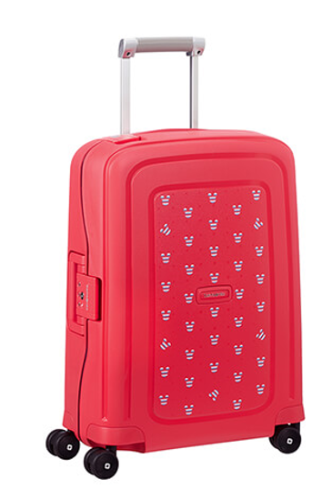 Picture of cabin luggage S'Cure Disney 55cm Mickey Summer  Red