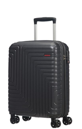 Picture of carry on luggage Mighty Maze 55cm  Black