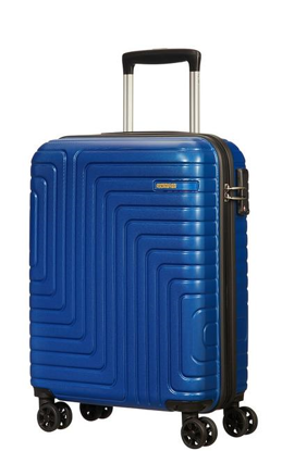 Picture of carry on luggage Mighty Maze 55cm  Navy